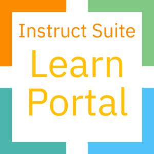 Instruct Suite Learn Portal logo