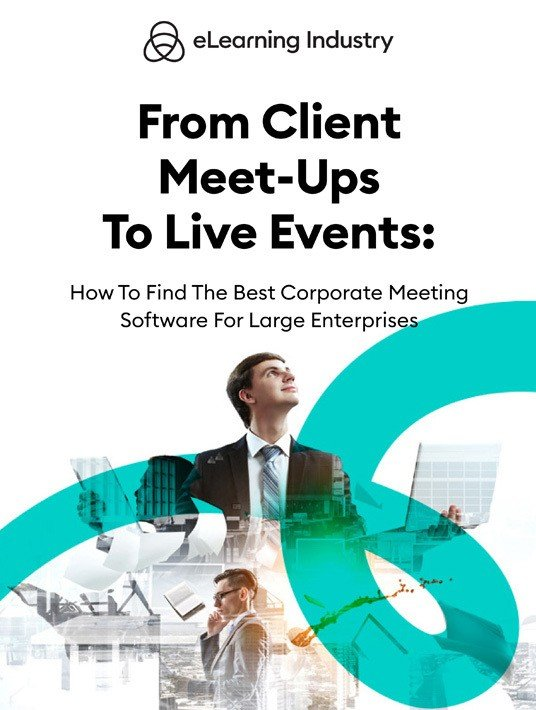 From Client Meet-Ups To Live Events: How To Find The Best Corporate Meeting Software For Large Enterprises