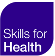 Skills for Health - LearnSpace & CSTF eLearning logo