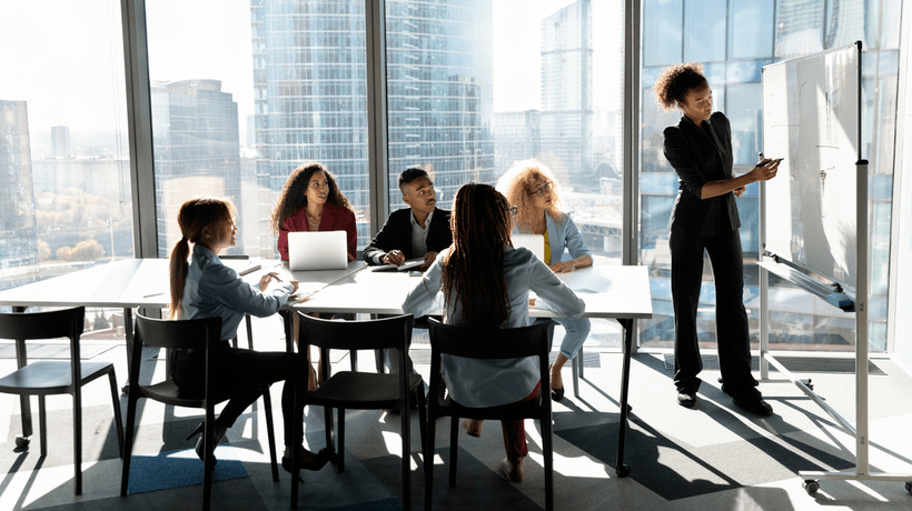5 Ways In Which Collaborative Training Fosters A Better Work Setting