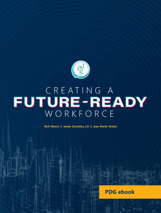 Creating A Future Workforce