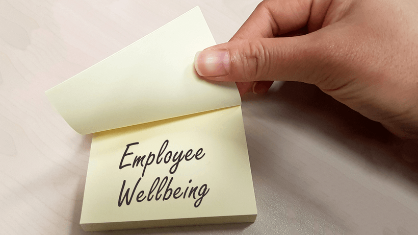 Technology And Well-Being For Employees