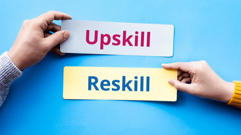 Upskilling And Reskilling For Employee Growth