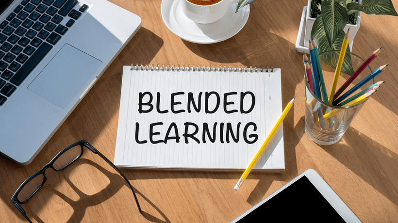Creating A Blended Learning Model