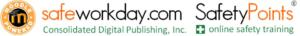 SafeWorkday SafetyPoints logo