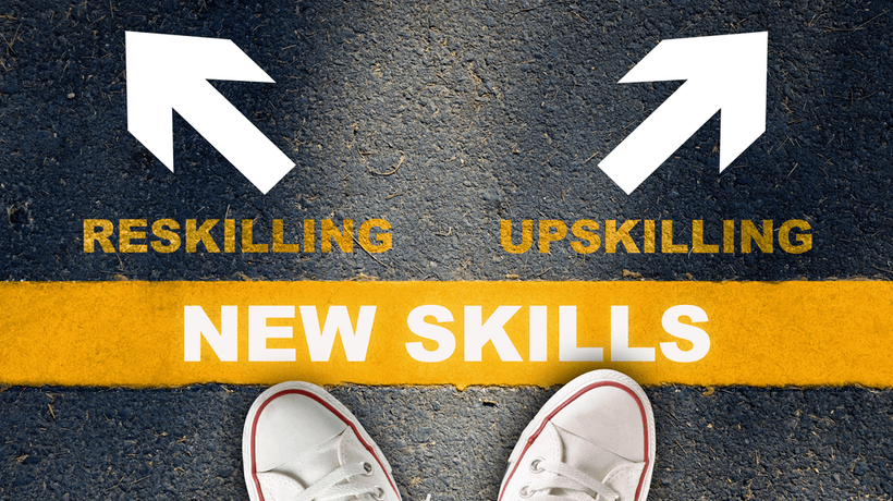How To Skill Up Employees For A Post-Pandemic Future