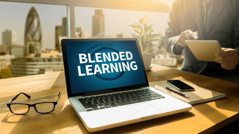 Fast Friends: Why Blended Learning Strategies Are A Training Manager's True Companion