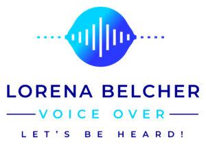 Lorena Belcher Voice Over logo