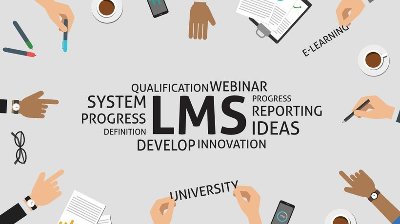 Online eLearning Solutions For LMS Development