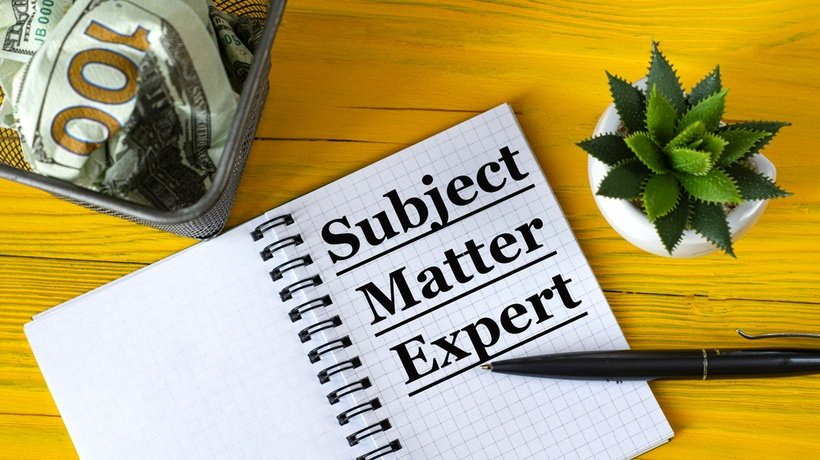 Not-So-Obvious Benefits That In-House Subject Matter Experts Bring To The Table