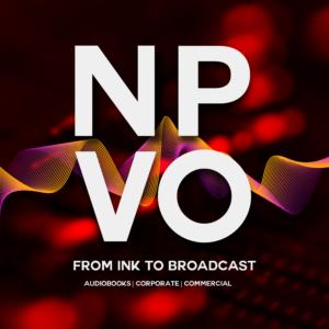 NP Voice Over logo