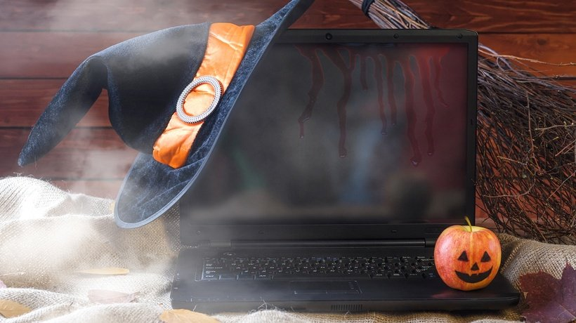 Things To Do For Halloween [Remote Work Edition]